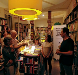 Presentación en la librería Panta Rhei